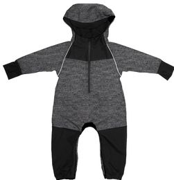 Rain Suit - Heather Grey
