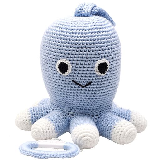Soittorasia, Sir Octopus (light blue)
