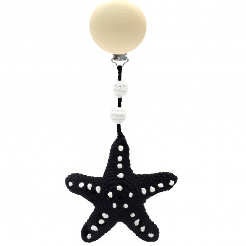 Vaunulelu, Miss Seastar (black)