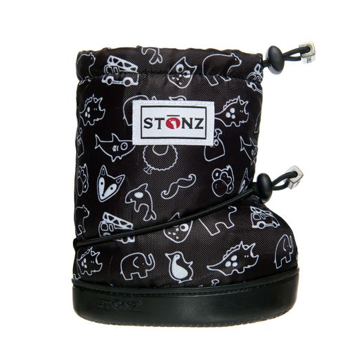Stonz Print - Black PLUSfoam / M-XL