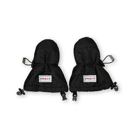 Infant Mitts - Black