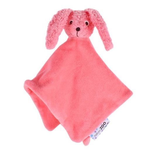 Velour uniliina Rabbit, pinkki