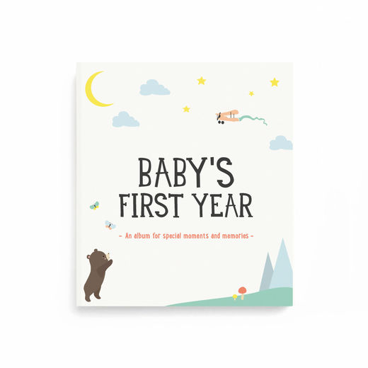Baby's First Year Album (eng)